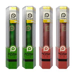 POSH PLUS Disposable Device Pod Starter Kit 280mAh Battery 2.0ml Cartridges Vape Empty Pen 10 Flavs PK Vgod Stig Eon Ziip