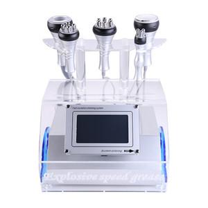 Heißes Ultraschallkavitationsvakuum des Verkaufs 40K Rf, das Schönheitsmaschine / explosive Geschwindigkeitsfettkavitationsmaschine für Verkauf abnimmt
