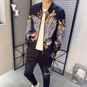 Tracksuit Men Sweatshirt Homem Man Sport 2 Piece Sets Sport Suit Jacket + Pants Moda Hombre 2020 Ropa Spring Chandal Hombre1