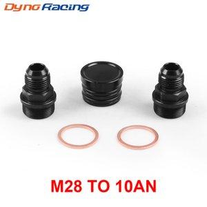 M28 için 10AN Arka Blok Havalandırma Parçaları Ve Tak Siyah İçin Honda Acura B16 B18C Yakalama Can