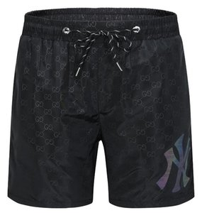 2020 y-3 New summer fashion beach shorts men's designers high quality letter pattern casual shorts