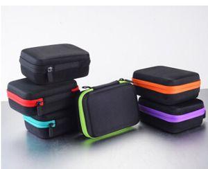 12 Scomparto portaoggetti per olio essenziale Borsa per il trasporto di bottiglie di olio essenziale 5ML 10ML 15ML portatile più recente