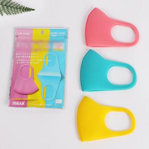 Fabricante del respirador facial a prueba de polvo Prevención de polen Boca Máscara anti PM2.5 mascarillas para el niño 3pcs mantener limpio 6HL H1