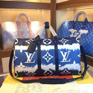 Rosa Sugao Mens Seesack Reisetasche im Freien Pack Gepäck Designer Reisetasche für Frauen 2020 neue Art und Weise Seesäcke multi Farbe Männer 1 # 528