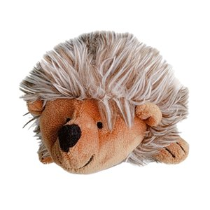 Plush Durable Squeaky Dog Toys, Hedgehog Shaped Funny Plush Toys, Non-Toxic Puppy Bite Play Chew Pet Toys (Hedgehog Shaped)