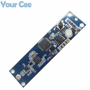 2 adet / lot Kablosuz DMX512 PCB Modülü Kartı LED Işık Kontrolörü Verici Alıcı Freeshipping