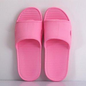 Indoor Eva plastica morbida sandali inferiori e le scarpe delle pantofole a casa Albergo estate delle donne antiscivolo Piano Tow bagno privato pantofole da uomo
