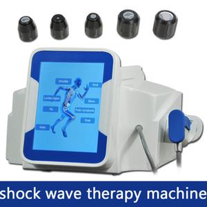 Terapia da Dor alta qualidade física Shock Wave Therapy Machine For Pain Relief pneumático Tratamento Shockwave