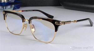 novo logotipo de óculos óculos chrom-H VERTI homens prescrição olho quadro marca de designer prescrição óculos frame do vintage estilo steampunk