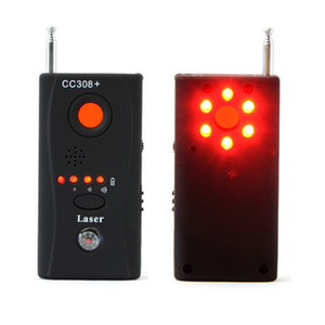 Multi-Function Wireless Camera Lens Signal Detector CC308+ Radio Wave Signal Detect Camera Full-range WiFi RF GSM GPS Device Finder
