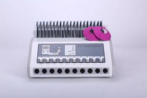 الموجات الروسية المحمولة المحفز العضلي الكهربائي EMS المحفز الكهربي EMS Meliting Machine Sliming Breast Tihgtening Weight Loss
