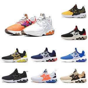 Nike Air React presto shoes  Dharma Testimone Protezione React Presto uomo donna scarpe da corsa Bevande tropicali Breezy Thursday Brutal Honey sneaker sportive da uomo 36-45