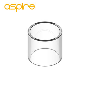 Aspire Glass Tube per Nautilus 2S Tank 2.6ml per Aspire Nautilus 2S Tank Pyrex Glass sostituibile Aspire Glass Tube pezzo di ricambio