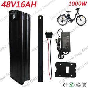 US US pas de taxe 48V silver fish e-bike batterie au lithium batterie 48v 15ah vélo électrique avec ajustement 48v moteur bafang 1000W 750W bbs02.