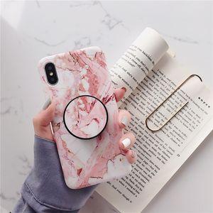 Per iPhone 11Pro casse del telefono del nuovo progettista di lusso della cassa del telefono di marmo del supporto della cassa per Samsung S10plus per Huawei P20pro