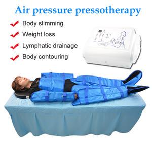 Spa profesional spa presoterapia linfática drenaje sistema de terapia de presión de aire