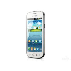 Samsung GALAXY Tendência Duos II S7572 S7562I 3G Telefone Celular 4.0 Polegadas Tela Android4.1 WIFI GPS Dual Core Desbloqueado Remodelado Celular