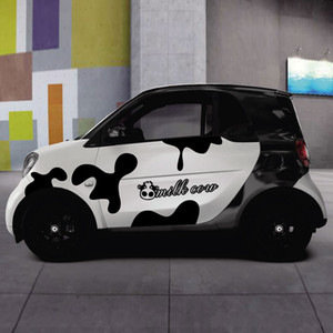 TAIYAO carro styling etiqueta do carro esporte Para Mercedes-Benz smart fortwo Vaca acessórios do carro e decalques auto adesivo