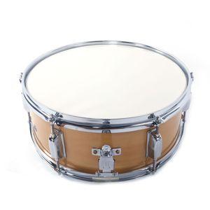 14x5.5 pollici professionale Tamburo Bacchette Strap Key Drum Set Burlywood Adatto per i principianti o batteristi professionisti