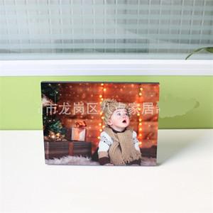 Dipinti sublimazione Blanks senza cornice in legno impermeabile Hanging fai da te Immagine personalizzabili creativa di vendita calda 10 2BD UU