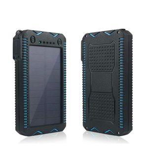 outdoor solar mobile power smoke artifact 10000mah Langya custom mobile phone