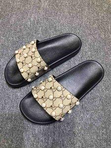 Luxury Designer Flip Flops Mens Womens Summer Sandals Beach Slide Slippers Ladies Sandali Firmati Da Donna Shoes Classic Laser