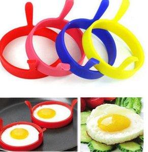 Rodada Fry Egg Anel Pancake Poach molde redondo cozinha que cozinha Mold Ferramenta Pancakes Anel Baking Acessório Mold KKA8000