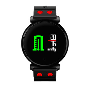 K2 스마트 시계 혈액 산소 혈압 심장 박동 모니터 블루투스 스마트 시계 IP68 방수 스마트 팔찌를 들어 아이폰 안드로이드