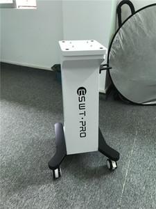 Chariot de machine de thérapie par ondes de choc portable, l'onde de choc therappy chariot pneumatique chariot de la machine de thérapie par ondes de choc acoustique