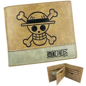 One piece wallet Hat team patchwork purse Khaki color short leather cash note case Money notecase Loose change burse bag Card holders