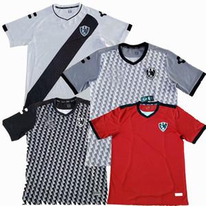 Liga MX 2019 2020 mexico Netflix Club de Cuervos Soccer Jerseys Ravens home away 3rd 19 20 football shirt S-2XL