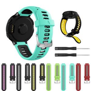 Correia de pulseira de silicone macio para acessórios esportivos montres de designer pour hommes montre de luxe pour hommes