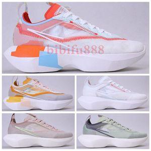 2020 zapatos de diseño nuevo zoom Vista Lite de los zapatos corrientes Blanco Naranja Tan gris oliva ocasional de las mujeres Entrenadores transpirable zapatillas de deporte 36-40