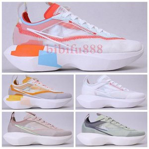 2020 Nova Zoom Designer Shoes Vista Lite Running Shoes Branco Laranja Tan Grey Olive Mulheres Casual respirável Esporte Formadores Sneakers 36-40