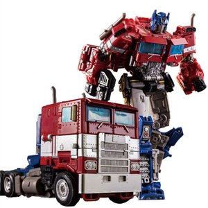 BMB Wei Jiang new 20cm Transformation toys anime KO Action Figures Robot Car Tank Model kids adult gift Juguetes H6001-3 SS38 T200704