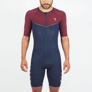 2019 Pro Team Triathlon Anzug Herren Radhose Jersey Skinsuit Jumpsuit Maillot Radfahren Ropa ciclismo set 026