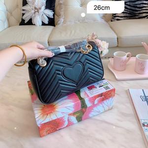 모르 몬 교도 크로스 바디 가방 여성 핸드백 지갑 체인 숄더 가방은 좋은 품질 PU 가죽 고전 뜨거운 판매 스타일 여성 가방 토트