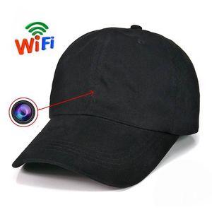 حار بيع قبعة البيسبول الرياضة كاميرا لاسلكية واي فاي 4K 1080P البسيطة كاميرا الأمن HD كاميرا هات كاميرا صغيرة كشف الحركة البسيطة DV