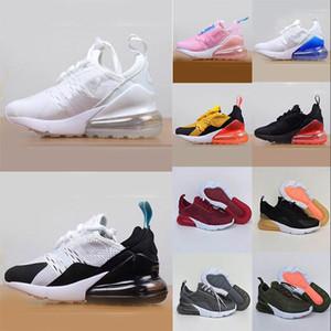 max 270 React Kid shoes pour hommes de basket-ball de haute qualité Blackout Win Comme 96 UNC Win Comme Héritière noir Stingray Chaussures Enfants Sneaker