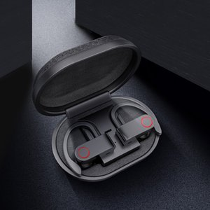 A9 TWS Bluetooth auriculares inalámbricos auriculares cierto 8 horas de música Bluetooth 5.0 auricular inalámbrico de auriculares deporte a prueba de agua