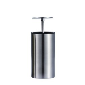 Stainless Steel Toothpick Box Simple Personality Automatic Toothpick Holder Cans Dining Table Living Room Kitchen Bar Table Acce