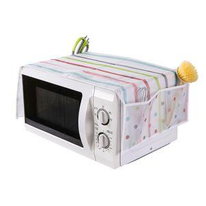 Küche Mikrowelle Abdeckung Haushalt Multi Pocket Backöfen Staubschutz Währung Verhindern Öl Schild Neue Ankunft 2 35zm L1