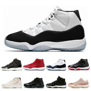 11 11'leri Erkek Basketbol Ayakkabı Concord 45 Cap ve Önlük Legend Mavi Space Jam XI Kadınlar Sport Sneakers Ayakkabı