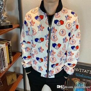 2019 chaquetas de hombre del diseñador de lujo de deporte de letras impresas ropa de los hombres abrigos de invierno para hombre de lujo vestes diseñador sudaderas