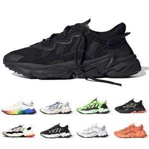 Erkekler Kadınlar Günlük Ayakkabılar Era Paketi Güneş Sarı Çekirdek Siyah Trainer Spor Spor ayakkabılar Ücretsiz Nakliye Yeni 3M Yansıtıcı Xeno Ozweego