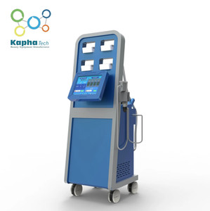 آلة تجميد الدهون المبردة لتبريد الجسم / جهاز معالجة الموجات الصدمية لجهاز خفض السيلوليت