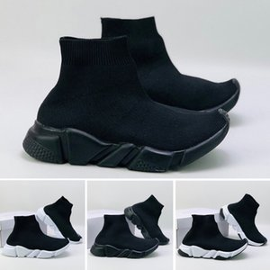 Hot Sale Kids Sock Shoes Paris Children's Sneakers Casual Shoes for Best quality Mens Women Outdoor Sneakers
