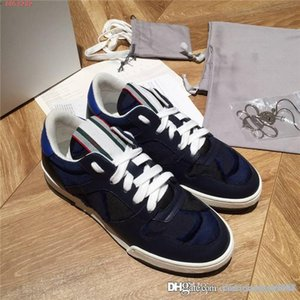 The new womens trend of 2020 is the exclusive custom calfskin sport casual shoes and low-top jogging shoes With box 35-40