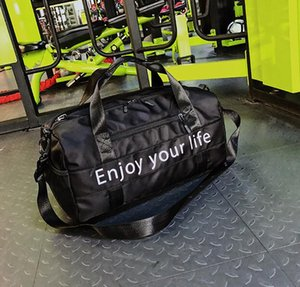 2020 Мужчины Дорожная сумка Женщины Йога пакет Мода Негабаритные сумки большой емкости мешки плеча PH-RG2061739