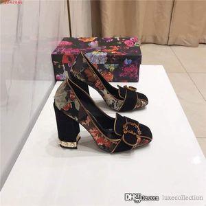 Pumpe Einfache Frauen High Heels in Nude Leder für 2019, Neu in der Peep Toe 10,5 cm Plattform zwängt in Farbdruck Blumen mit Kastengröße 34-42